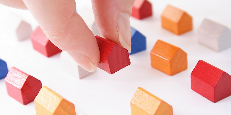 Mortgage market opening up to buyers with a smaller deposit.